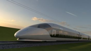 AV Studio shortlisted on TOMORROW'S TRAIN DESIGN TODAY Competition