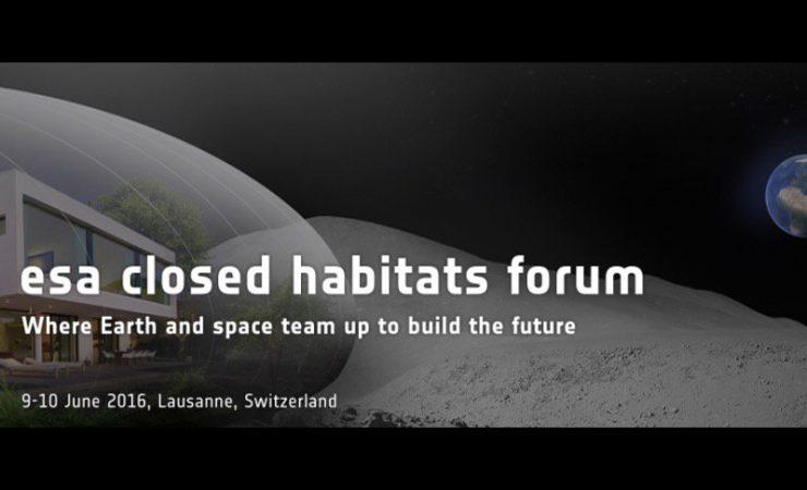 ESA Closed Habitats Forum
