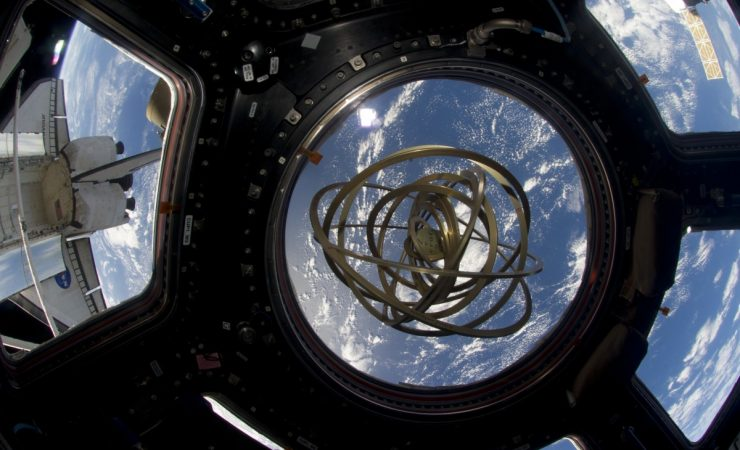 AtlasCoelestisZeroG on International Space Station