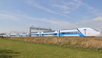 TOMORROW'S TRAIN DESIGN TODAY FINALISTS REVEALED