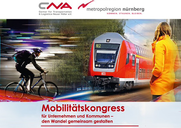 Exhibition at Mobilitätskongress Nuremberg