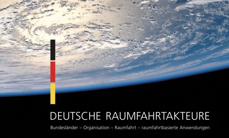 Andreas Vogler Studio in New Catalogue of German Space Companies