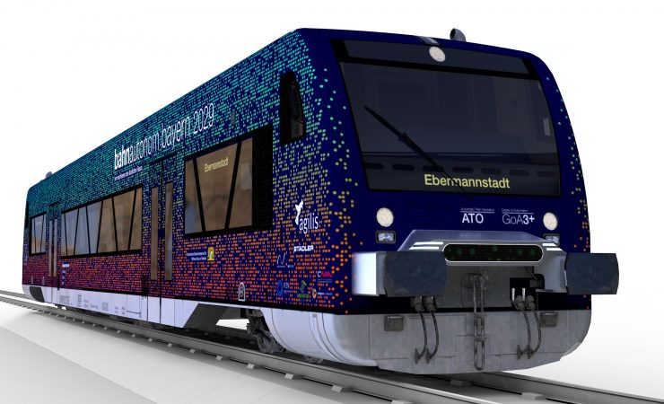Podiumsdiskussion – BahnAutonomBayern2029