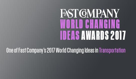 2017 World Changing Ideas Awards Finalist