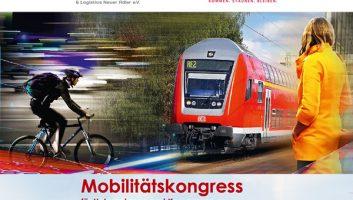 Exhibition at Mobilitätskongress Nuremberg