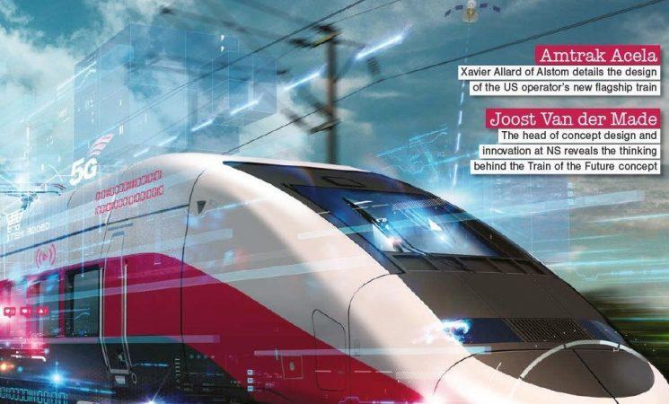 Railway Interiors international 2019